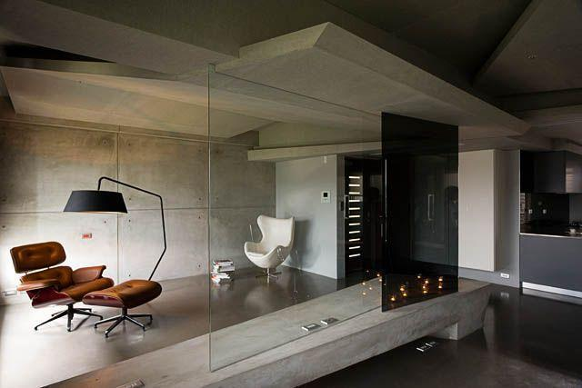 Farba betonowa a beton architektoniczny