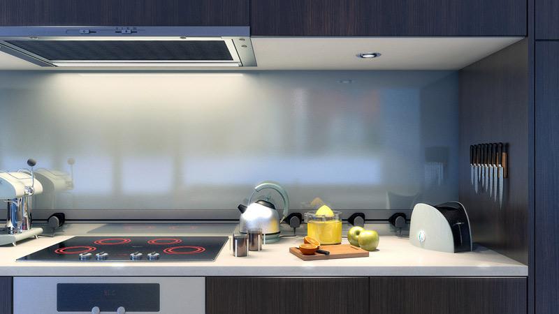 Mobilne gniazdka w kuchni