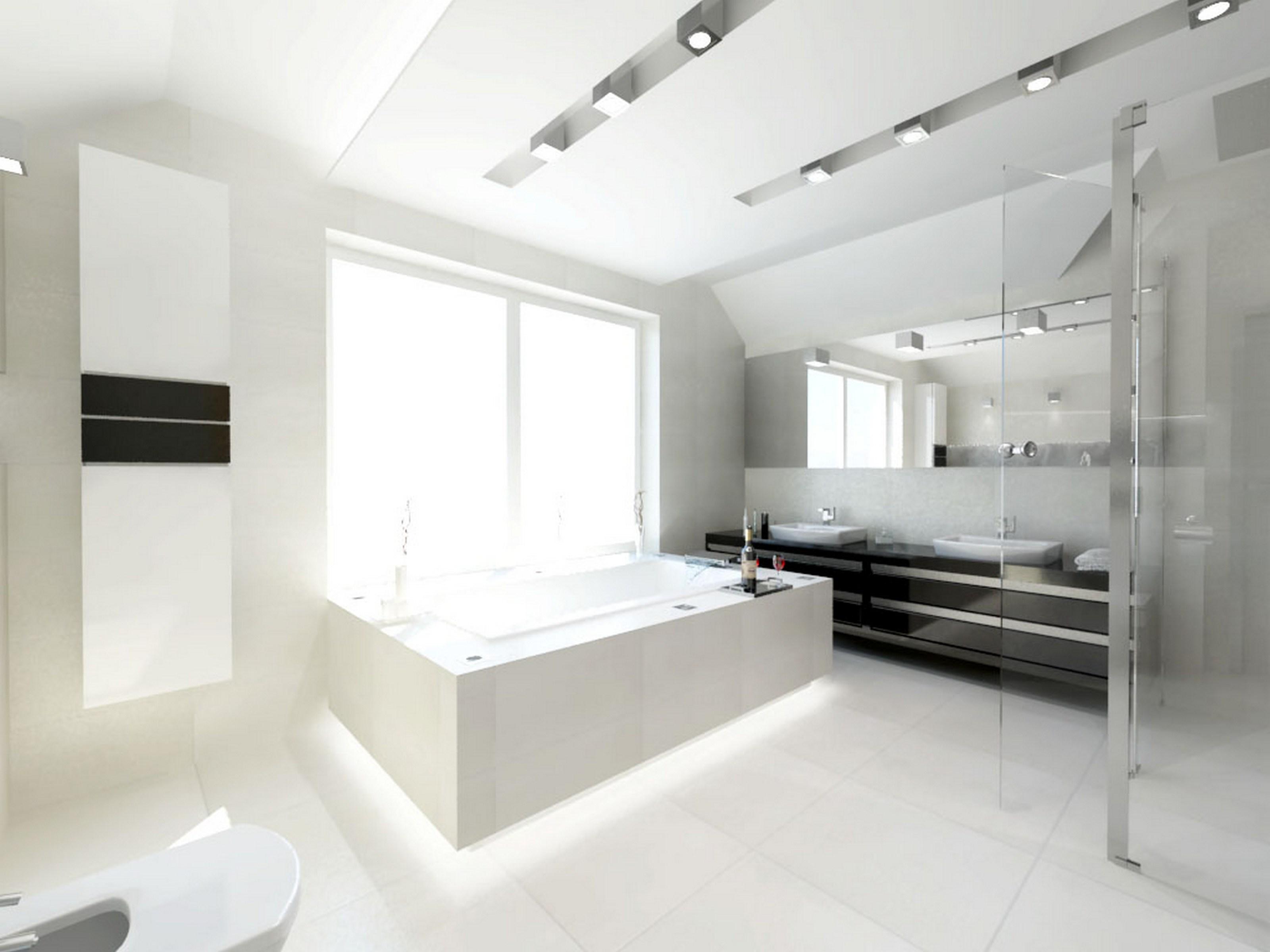 Jak urządzić idealną łazienkę...
