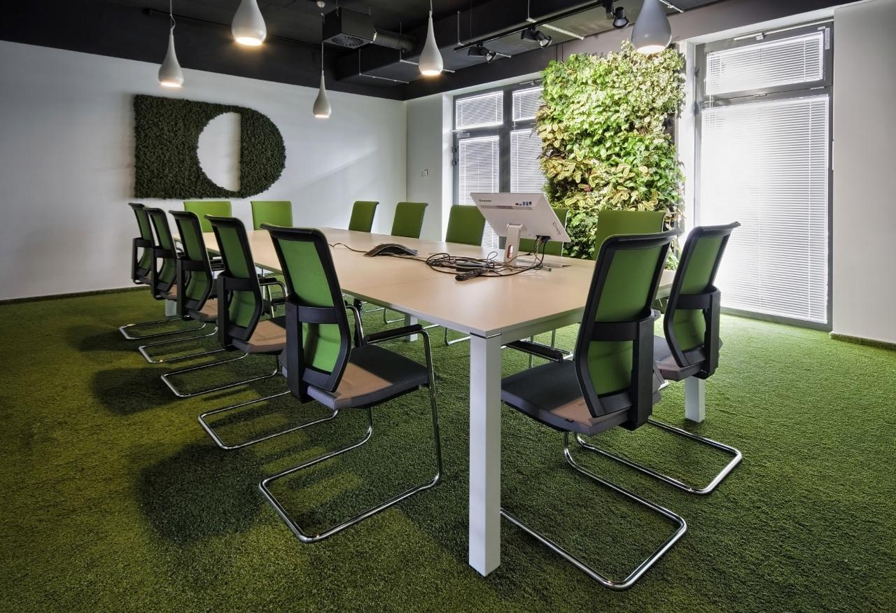 Sala konferencyjna - spójna, funkcjonalna i rezprezentacyjna