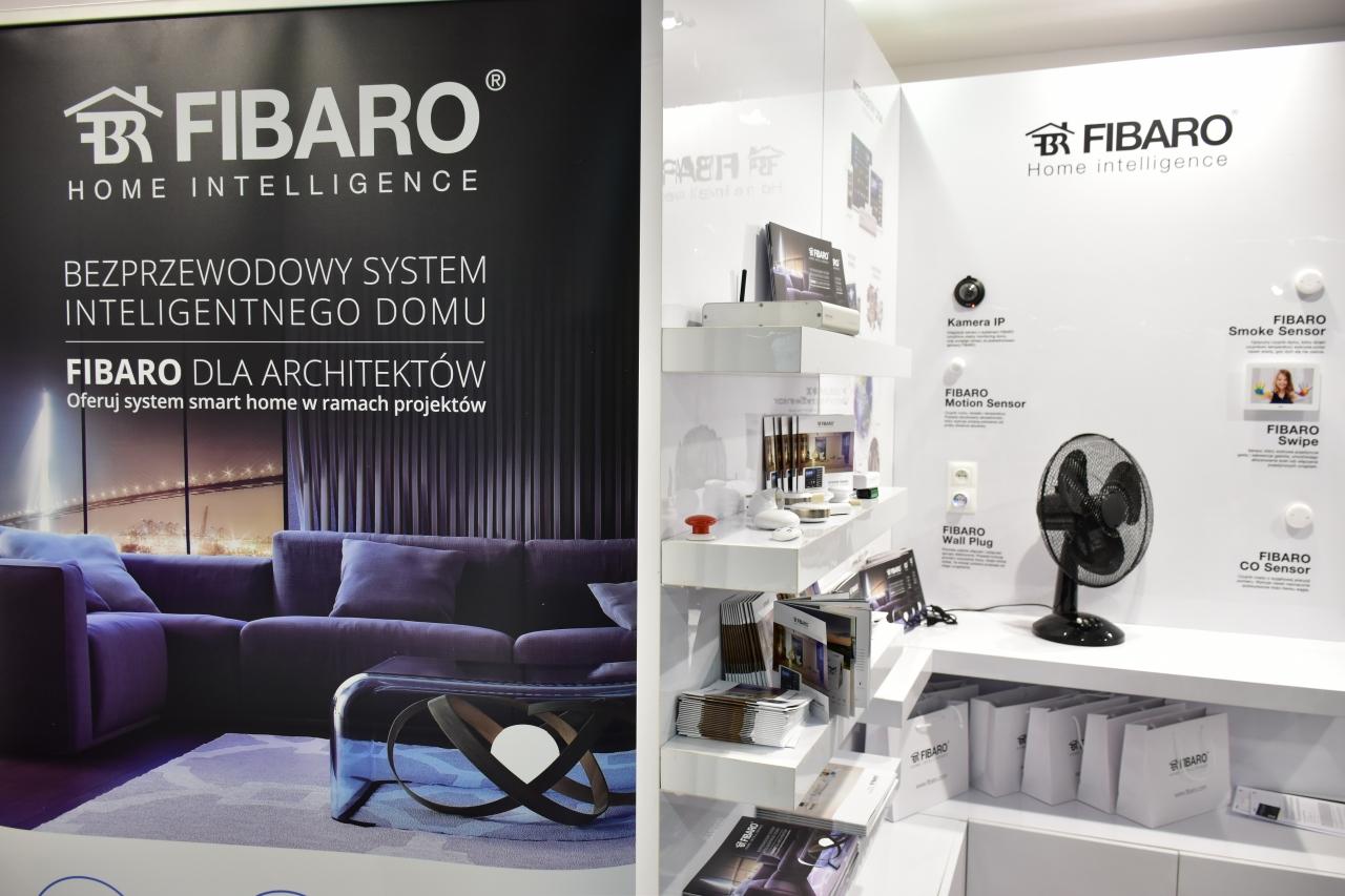 Inteligentne rozwiązania do domu – FIBARO na Forum Dobrego Designu