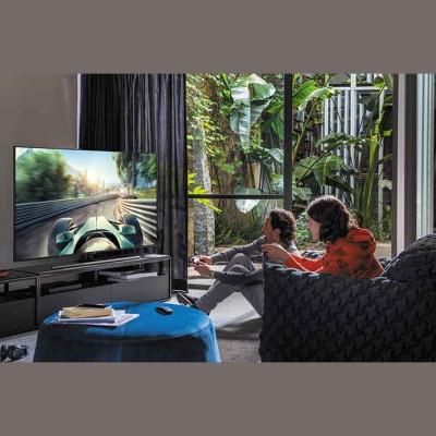 Duży telewizor bardziej się opłaca