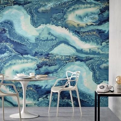 Modne ściany: trendy dekoracyjne 2021