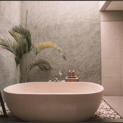 Funkcjonalna łazienka w nowoczesnym stylu