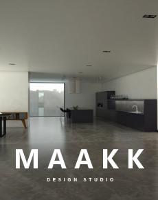 MAAKK STUDIO  ANNA KAMECKA