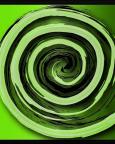 Green Spiral  Studio