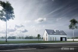 Nowoczesny projekt domu B01G1 StudioA&W