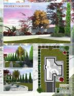 Ogród Lavenda