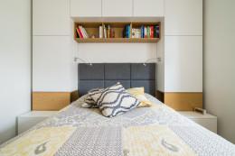 Malutka sypialnia dla pary