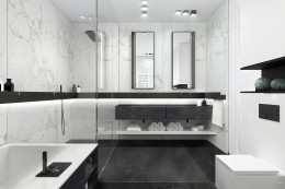 Apartament Subtrakt / 103 m² / Warszawa