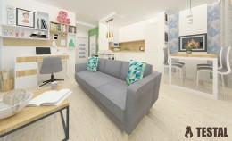 Mieszkanie dla dwojga