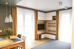 Wygodne mieszkanie
