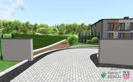 Projekt obiektu deweloperskiego w Katowicach