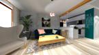 Słoneczne mieszkanie dwupokojowe