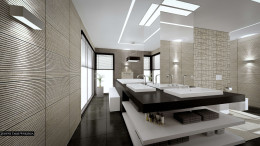 Projekt łazienki Excellent Design 2011 - III.miejsce