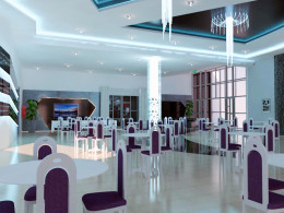 rodos hotel restauracja