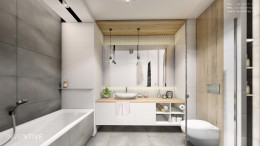 WARSZAWA URSUS - łazienka