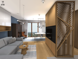 Eleganckie mieszkanie
