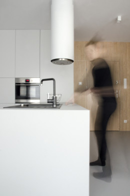 projekt apartamentu / Koszalin
