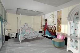 Dom mieszkalny wraz z pracownią - Piętro