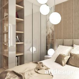 IN HIGH SPIRITS. Aranżacje sypialni w apartamencie