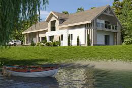 Energooszczędny dom jednorodzinny