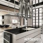 POWER OF DESIGN. Projekt luksusowej kuchni
