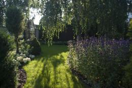 Nowa aranżacja starego ogrodu