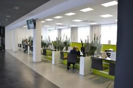Bank Spółdzielczy w Janikowie - parter