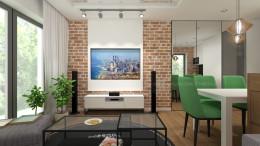 Mieszkanie w bloku 62m2