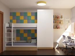 Pokój dla 2 dzieci