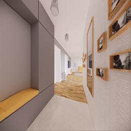 Projekt aranzacji mieszkania