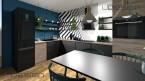 Projekt kuchni nowoczesnej w Rybniku