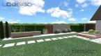 Projekt ogrodu minimalistycznego