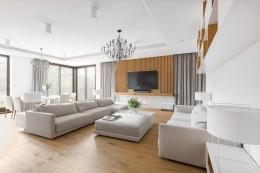 Nowoczesny apartament w Warszawie