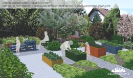 Ogród Zmysłów – Wieliczka