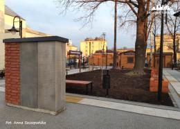 Ogród edukacyjno–sensoryczny MDK