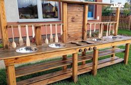 Ogród przedszkolny pod Warszawą