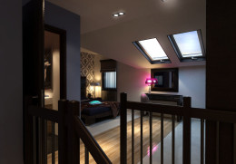 Sypialnia w stylu ''Glamour''