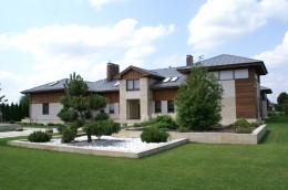 Dom we Wrześni - architektura