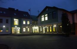 rozbudowa szkoły wiejskiej