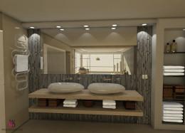 Łazienka lounge
