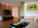 Apartament ceglany