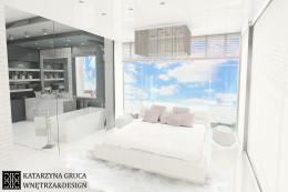 Sypialnia inspirowana Kryształem