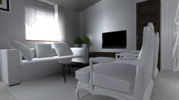 aranżacja mieszkania w Inowrocławiu