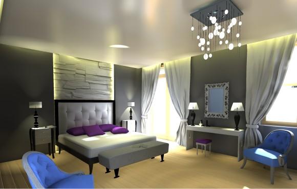 sypialnia renata krupska earanżacjepl