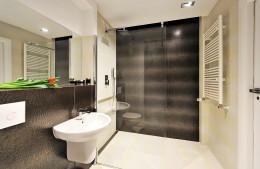 Projekt wnętrza łazienki