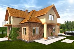 Dom jednorodzinny Kraków Zabierzów