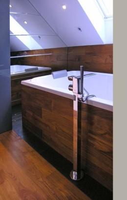 a może łazienka w gołębim kolorze
