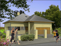 Dom w Sierosławiu
